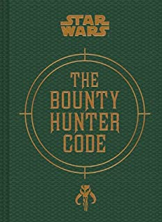 51GT7SdXd9L. AC UL320 ML3 - Star Wars®: The Bounty Hunter Code Hardcover – August 19, 2014 by Daniel Wallace  (Author), Ryder Windham  (Author), Jason Fry  (Author)