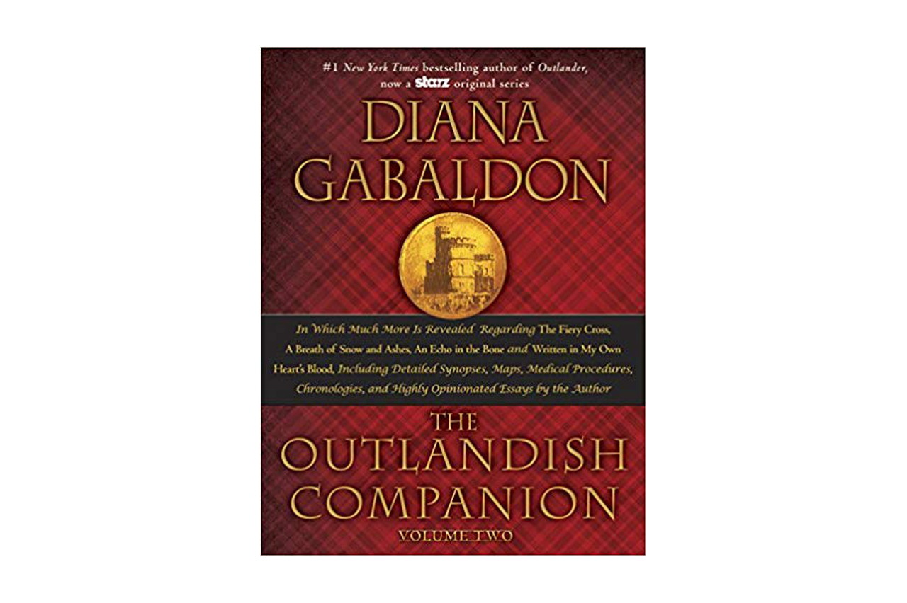 51HdRsl1ooL. SX376 BO1204203200  - The Outlandish Companion Volume Two: The Companion to The Fiery Cross