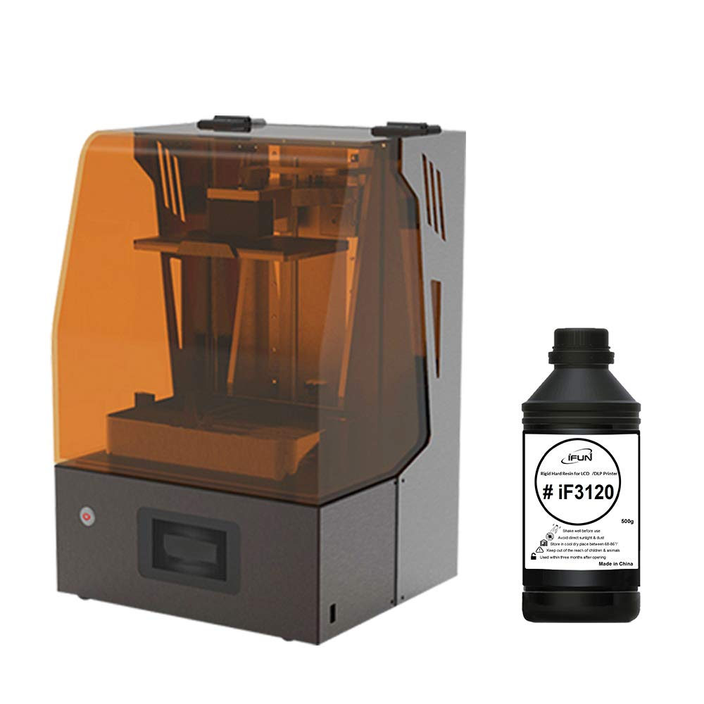 51t9wNSoesL. SL1000 7 - Best Resin 3D Printers 2020 [User Rated]