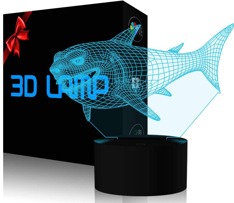 612EN26GNaL. AC SL1001 - Best Shark Gifts for Shark Lovers 2020 [User Rated]