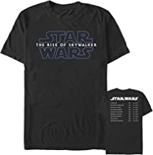 716pHNHu1yL. AC UY218 ML3 - Fifth Sun Star Wars: The Rise of Skywalker Men's Movie Premieres T-Shirt
