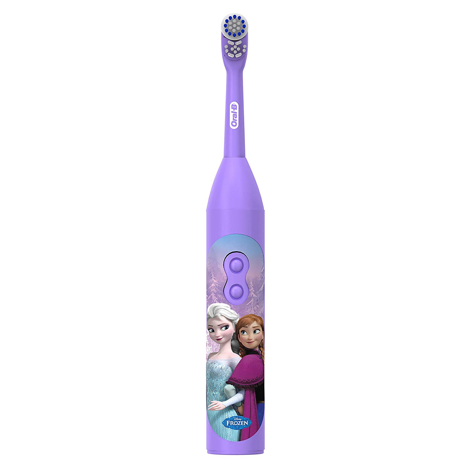 71ji2Bk 3jOL. SL1500 - Oral-B Pro-Health Jr. Battery Powered Kid's Toothbrush featuring Disney's Frozen, Soft, 1ct, Styles May Vary