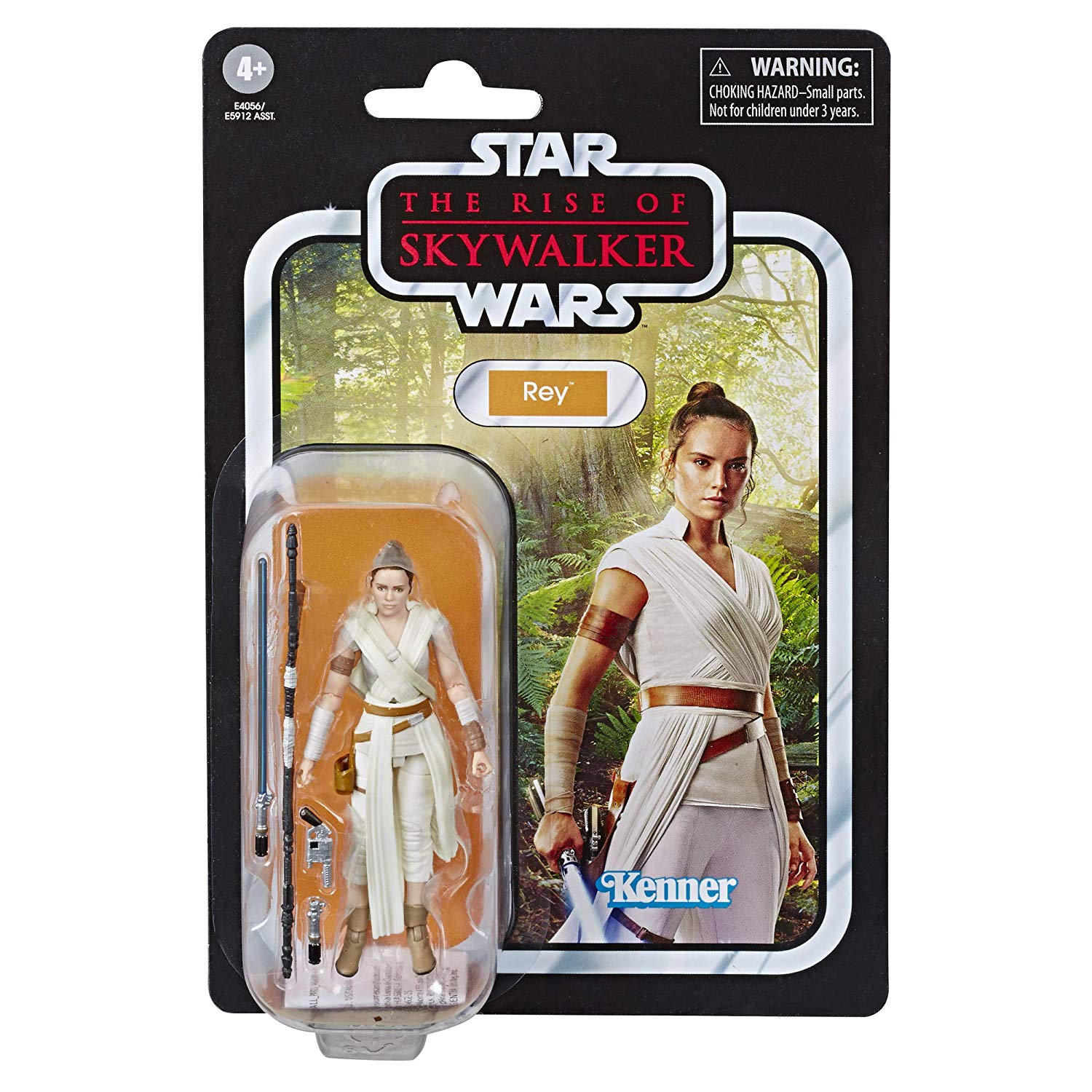 8172Bzz1eZ4L. SL1500 - Star Wars The Vintage Collection Rey Toy Action Figure