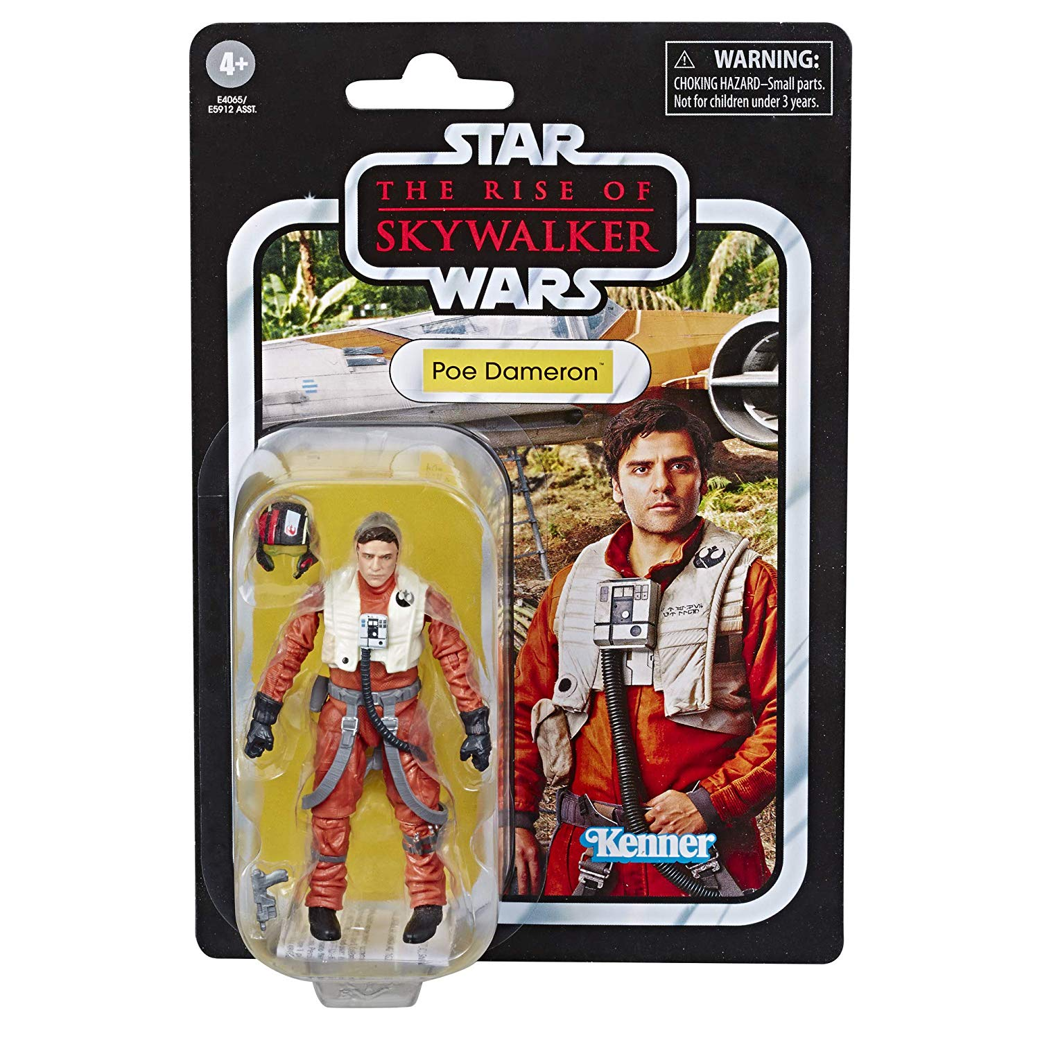 81HO4IIlGHL. SL1500 - Star Wars The Vintage Collection Poe Dameron Toy Action Figure