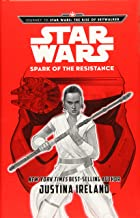 81OSS8C15kL. AC UY218 ML3 - Journey to Star Wars: The Rise of Skywalker Spark of the Resistance Hardcover – October 4, 2019