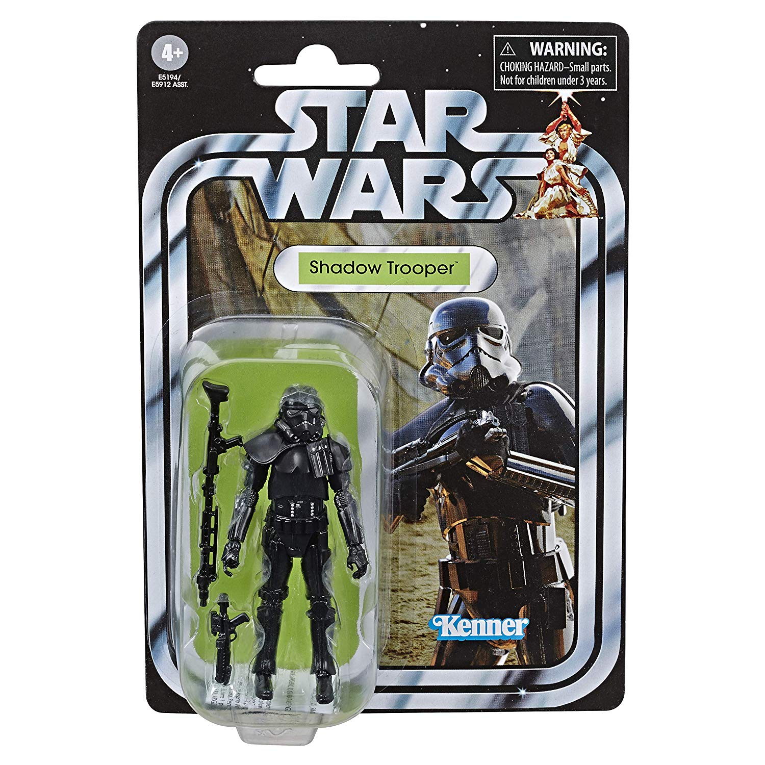 """91T7IVpD2oL. SL1500 - Star Wars The Vintage Collection Shadow Trooper Toy, 3.75"""" Scale Action Figure, Toys for Kids Ages 4 & Up"""