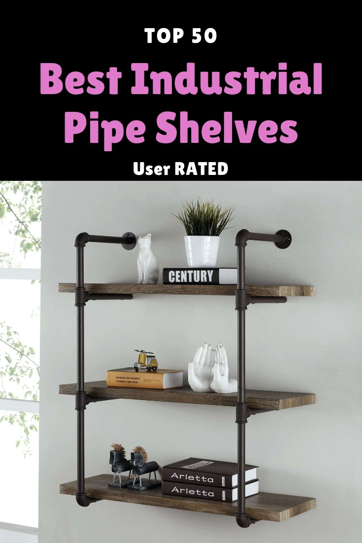 Cake Photo with White Shape Birthday Pinterest Graphic 1 1 - Best Industrial Shelves with Pipe 2020 [User Rated]