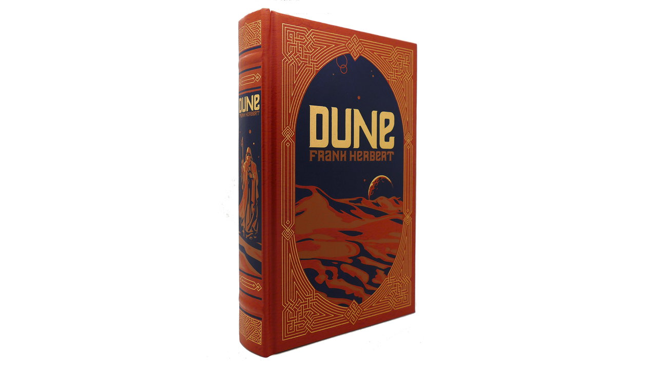 Dune Hardcover 3 - Best Science Fiction Books of ALL Time