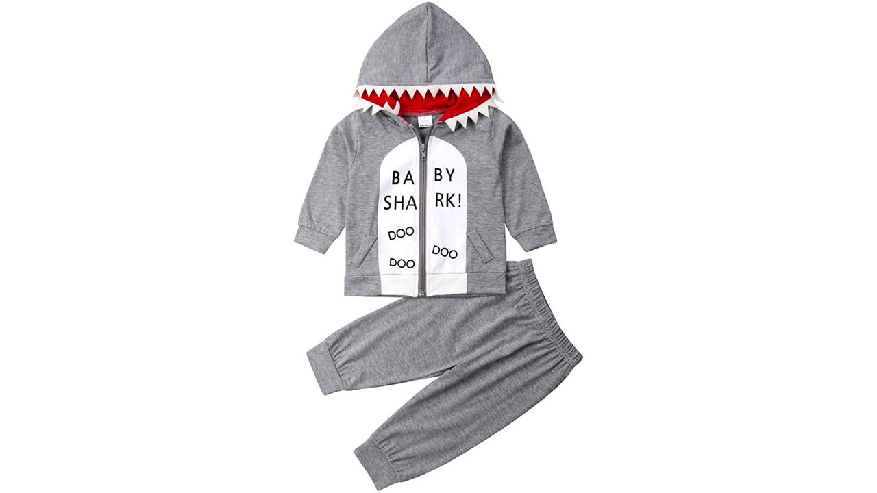 Toddler Baby Boys Long Sleeve Outfit Hoodie Sweatshirts Pants 21 - BMNMSL Baby Shark Toddler Baby Boys Long Sleeve Outfit Hoodie Sweatshirts & Pants