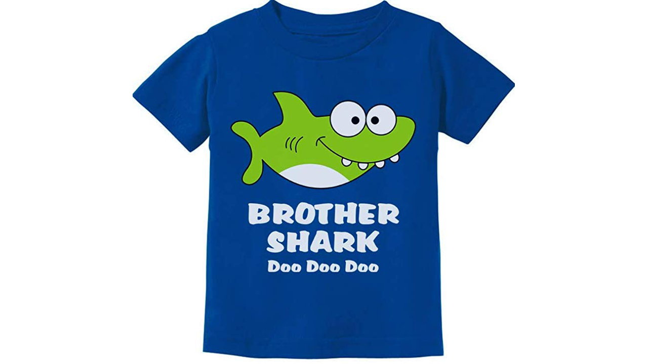 Tstars Brother Shark Doo Doo Kids T Shirt 27 - Tstars Brother Shark Doo Doo Kids T-Shirt