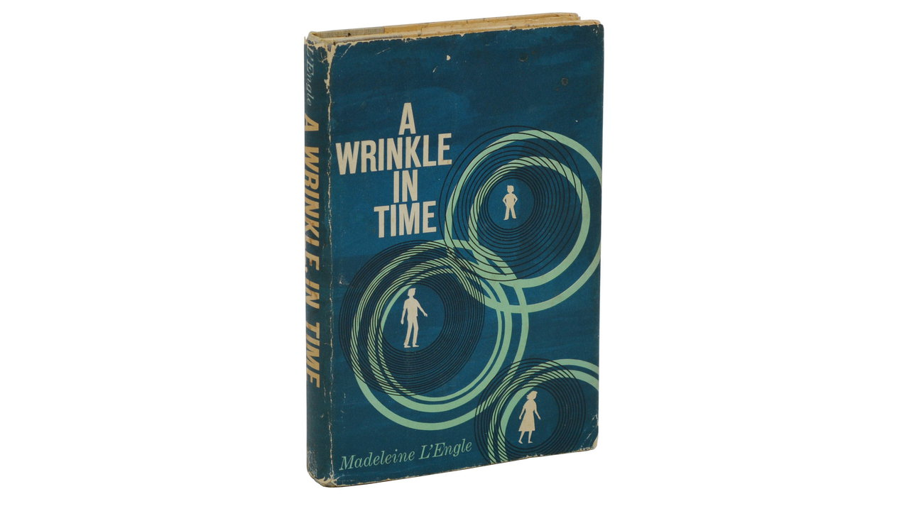 A wrinkle in time 2 - A wrinkle in time (1962)